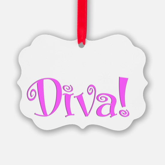embalming diva darks Ornament