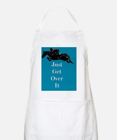 Just Get Over It Horse Jumper Apron