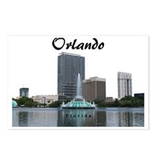 Orlando_Rect_Lake EolaFou Postcards (Package of 8)