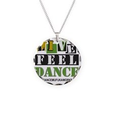 live feel dance Necklace