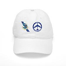 Peace Is Eternal Vigilance - B-52G Blue Mug Baseball Cap