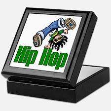 Hip Hop Dance Keepsake Box