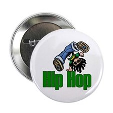 Hip Hop Dance Button