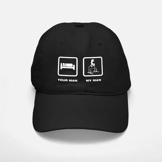 Gymnastic---Uneven-Bar-ABK2 Baseball Hat