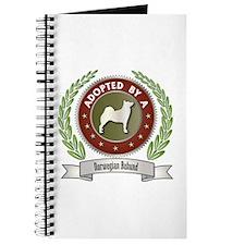 Buhund Adopted Journal