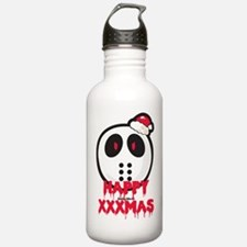 Happy Slashmas Water Bottle