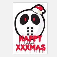 Happy Slashmas Postcards (Package of 8)