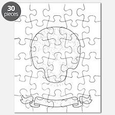 Karma Programmer Skull 1b Puzzle