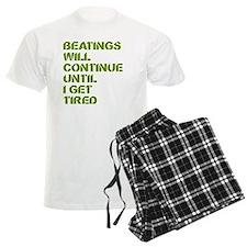 Beatings Pajamas