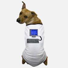 PEBKAC - ID10T Error Dog T-Shirt