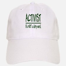 """Activist"" Baseball Baseball Cap"
