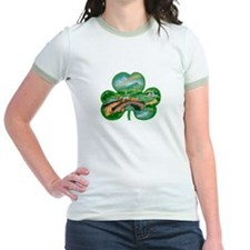 Scenes of Ireland Ringer T-shirt