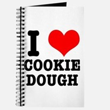 I Heart (Love) Cookie Dough Journal