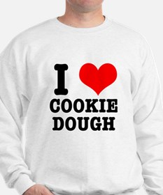 I Heart (Love) Cookie Dough Sweatshirt