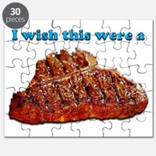 i Wish Collection - Steak Puzzle