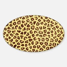 Jaguar Prints Decal