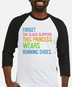 card Forget the glass slippers Baseball Jersey