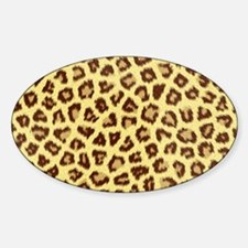 Jaguar animal prints Decal