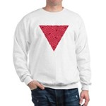 Pink Triangle Knot Sweatshirt