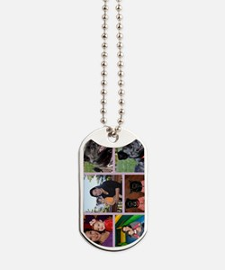 Makayla's Sippy Cup Dog Tags