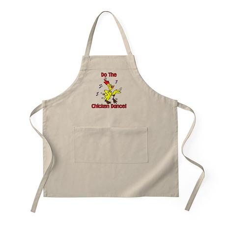 Do the Chicken Dance! BBQ Apron