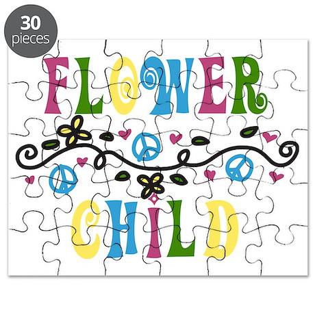 Flower Child Puzzle