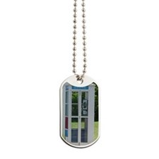 Phone Booth Dog Tags