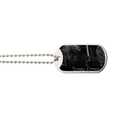 Web Top wide Dog Tags