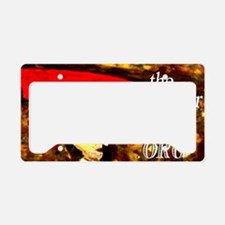 Commuter Gallery sticker License Plate Holder