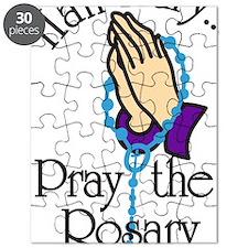 Pray The Rosary Puzzle
