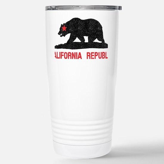 California Republic Gru Stainless Steel Travel Mug