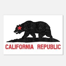 California Republic Grung Postcards (Package of 8)