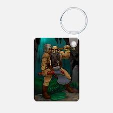 Dwarven Adventurer Keychains