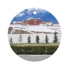 Potala Round Ornament