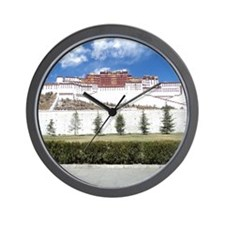 Potala Wall Clock