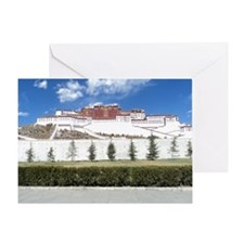 Potala Greeting Card