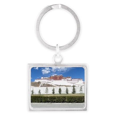 Potala Landscape Keychain