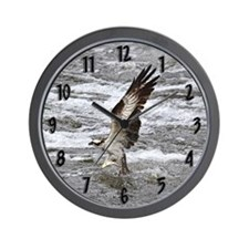 large  19 Wall Clock