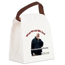 WWBD Canvas Lunch Bag