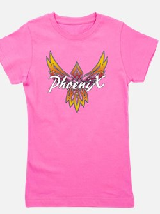 Phoenix Logo Girl's Tee