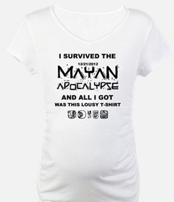 I Survived the Mayan Apocalypse Shirt