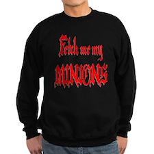 Fetch Me My Minions Red Sweatshirt