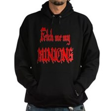 Fetch Me My Minions Red Hoodie