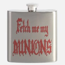Fetch Me My Minions Red Flask