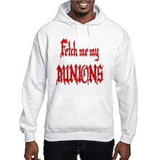 Fetch Me My Minions Red Hoodie Sweatshirt