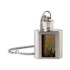 New leaf (2) - Flask Necklace