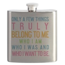 card only a few things truly belong Flask