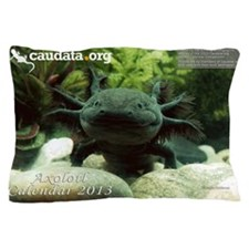 Axolotl Pillow Case