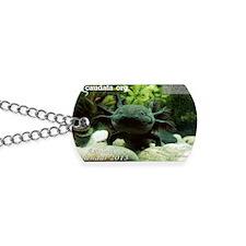 Axolotl Dog Tags