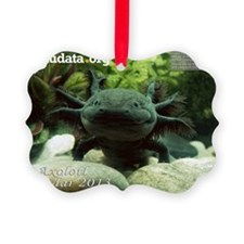 Axolotl Ornament